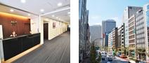 レンタルオフィス「アイオス虎ノ門」の特長 東京港区の虎ノ門駅から徒歩3分 貸事務所を探すならココ